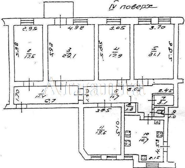 Продается 5-комнатная квартира на ул. Троицкая — 140 000 у.е.