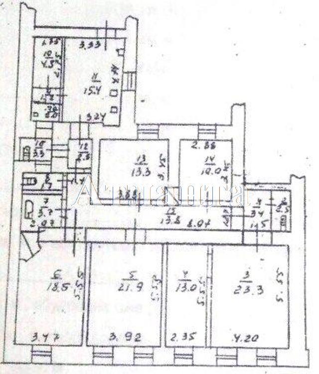 Продается 4-комнатная квартира на ул. Дворянская — 130 000 у.е. (фото №2)