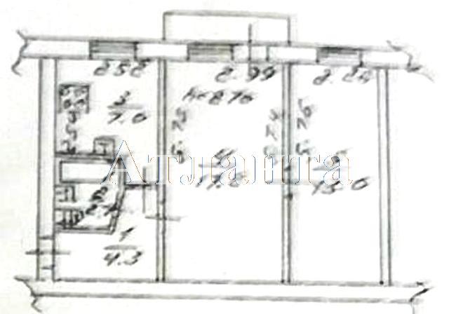 Продается 2-комнатная квартира на ул. Нежинская — 62 000 у.е. (фото №6)
