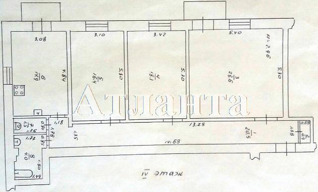 Продается 3-комнатная квартира на ул. Садовая — 150 000 у.е. (фото №10)