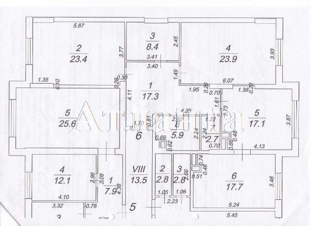 Продается 3-комнатная квартира в новострое на ул. Французский Бул. — 123 000 у.е. (фото №14)