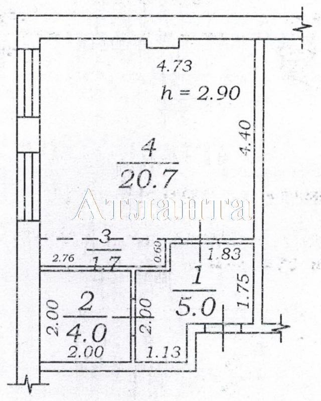 Продается 1-комнатная квартира в новострое на ул. Градоначальницкая — 25 120 у.е. (фото №13)