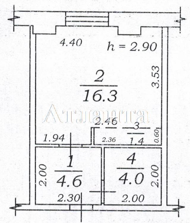 Продается 1-комнатная квартира в новострое на ул. Градоначальницкая — 19 500 у.е. (фото №11)