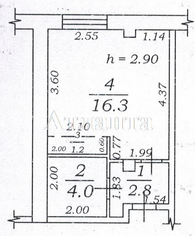 Продается 1-комнатная квартира в новострое на ул. Градоначальницкая — 22 500 у.е. (фото №15)
