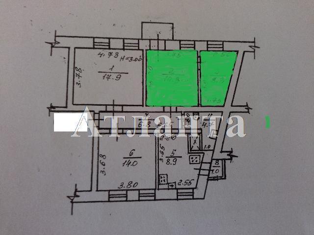 Продается 2-комнатная квартира на ул. Кузнечная — 15 800 у.е. (фото №2)