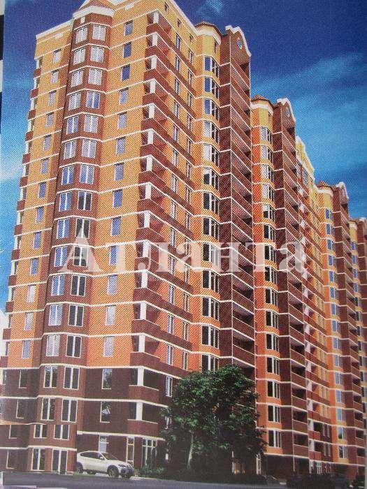 Продается 1-комнатная квартира в новострое на ул. Дюковская — 41 000 у.е.