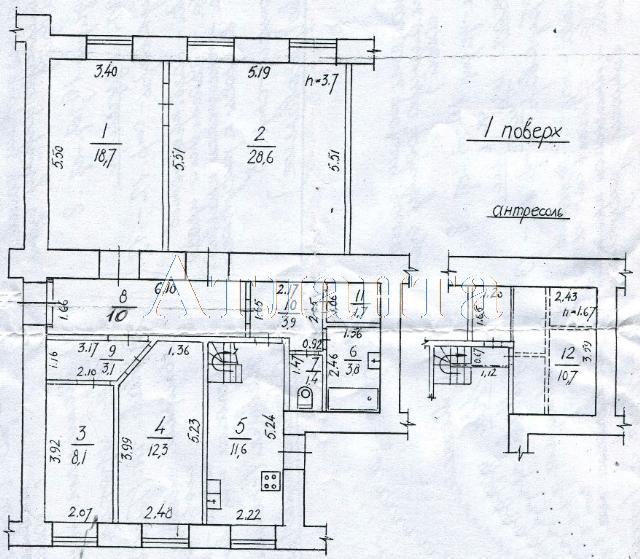 Продается 3-комнатная квартира на ул. Софиевская — 90 000 у.е. (фото №14)