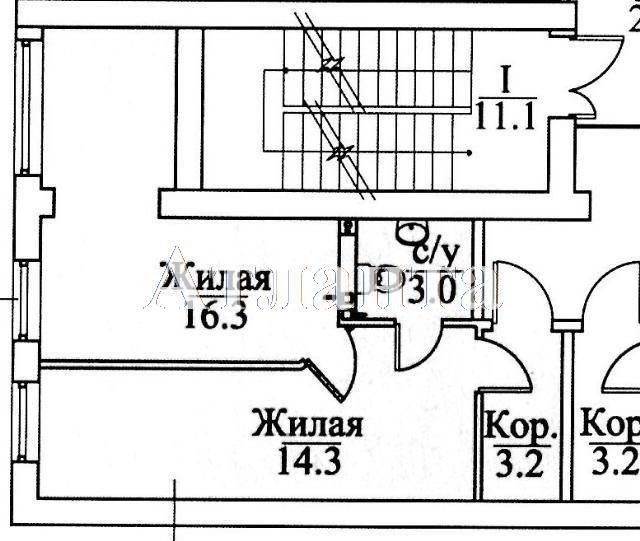 Продается 2-комнатная квартира в новострое на ул. Болгарская — 31 000 у.е. (фото №11)