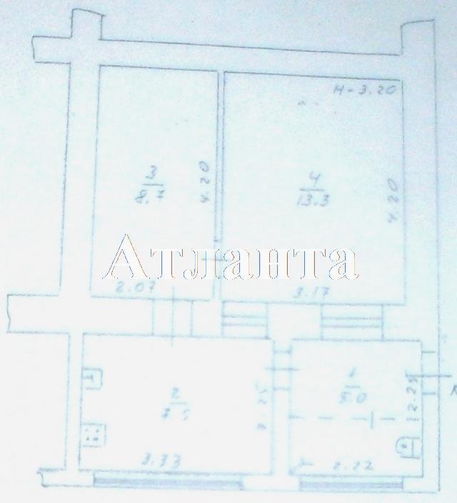 Продается 2-комнатная квартира на ул. Атамана Головатого — 18 000 у.е. (фото №7)