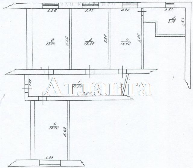 Продается 3-комнатная квартира на ул. Механизаторов — 35 000 у.е.