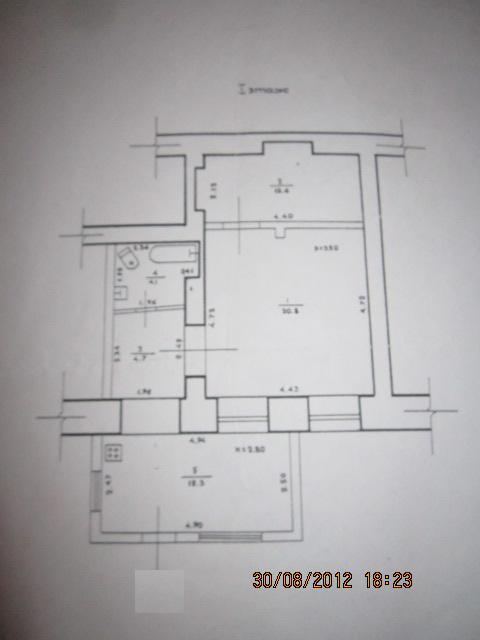 Продается 2-комнатная квартира на ул. Жукова Вице- Адм. Пер. — 65 000 у.е. (фото №2)