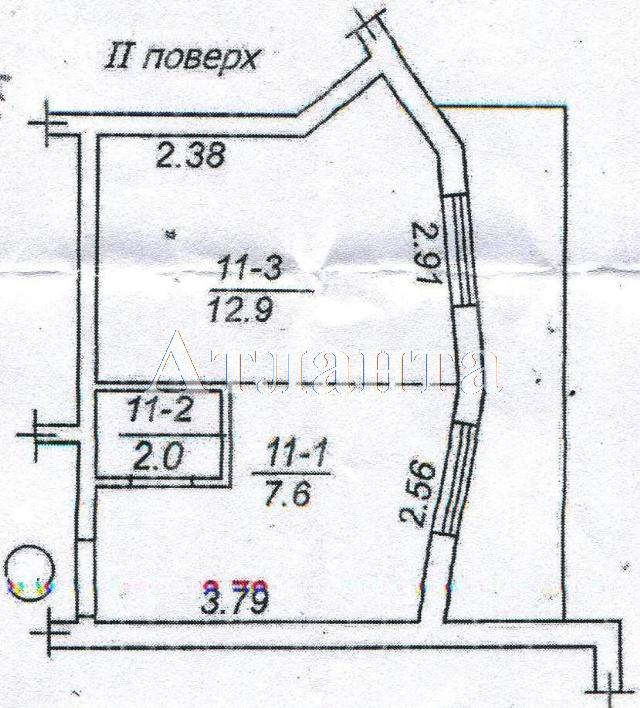 Продается 1-комнатная квартира на ул. Дача Ковалевского — 22 000 у.е. (фото №4)