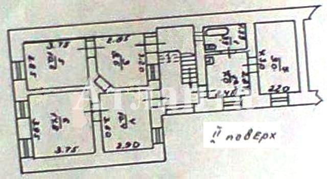 Продается 5-комнатная квартира на ул. Ушинского Пер. — 55 000 у.е. (фото №11)