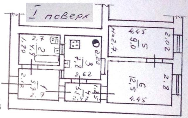 Продается 2-комнатная квартира на ул. Утесова Пер. — 37 000 у.е. (фото №10)