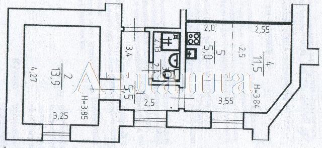 Продается 1-комнатная квартира на ул. Екатерининская — 62 000 у.е. (фото №5)