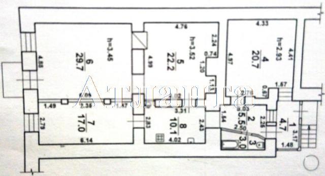Продается 4-комнатная квартира на ул. Маразлиевская — 150 000 у.е. (фото №8)