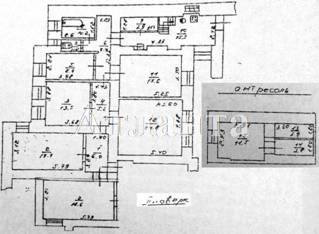 Продается 6-комнатная квартира на ул. Новосельского — 145 000 у.е. (фото №12)