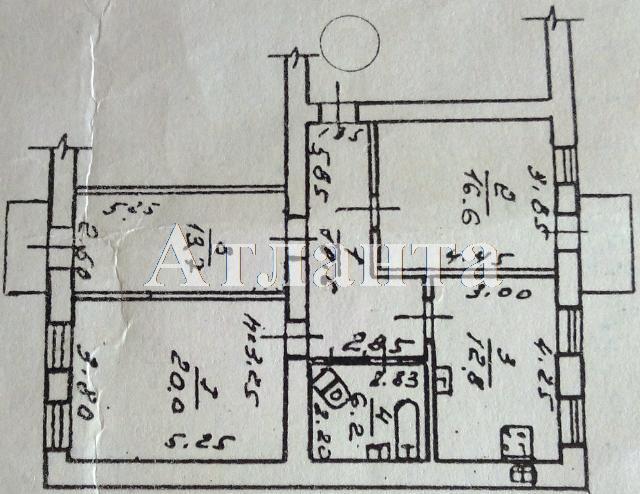 Продается 3-комнатная квартира на ул. Ольгиевская — 83 000 у.е. (фото №6)