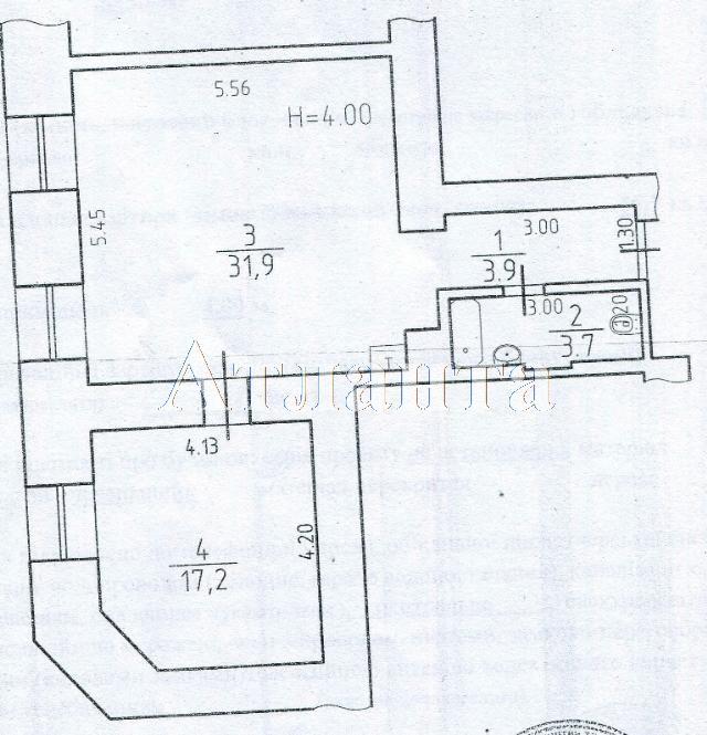 Продается 1-комнатная квартира на ул. Ришельевская — 88 000 у.е.