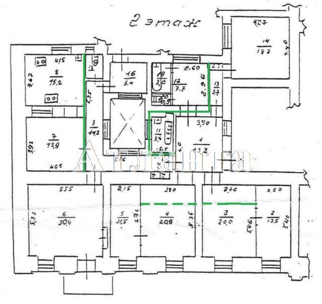 Продается 6-комнатная квартира на ул. Дерибасовская — 300 000 у.е. (фото №6)