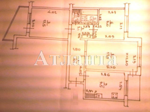 Продается 3-комнатная квартира на ул. Балковская — 45 000 у.е. (фото №6)