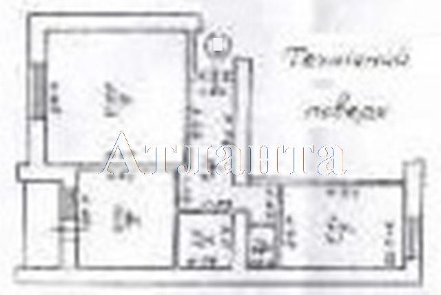 Продается 2-комнатная квартира в новострое на ул. Дидрихсона — 60 000 у.е. (фото №3)