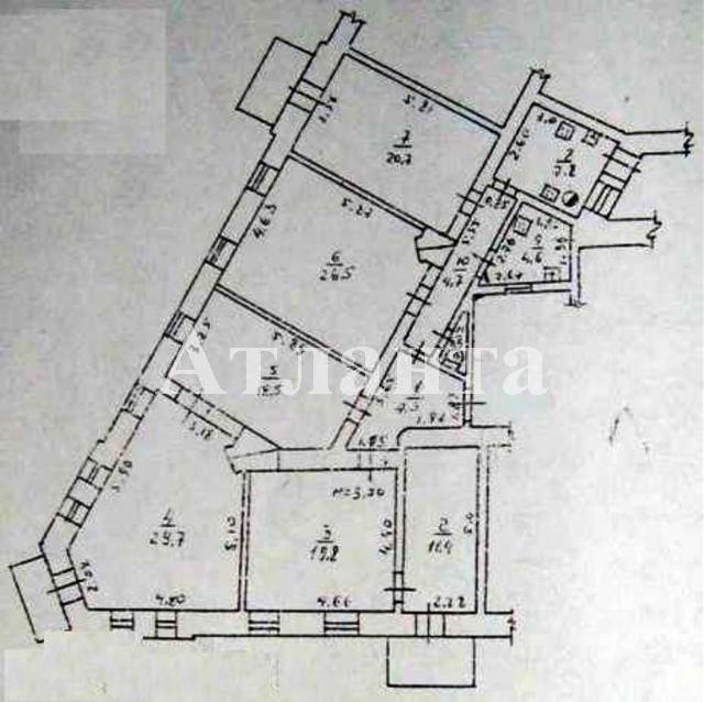 Продается 6-комнатная квартира на ул. Спиридоновская — 180 000 у.е. (фото №10)