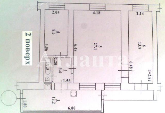 Продается 3-комнатная квартира на ул. Спиридоновская — 45 000 у.е. (фото №7)