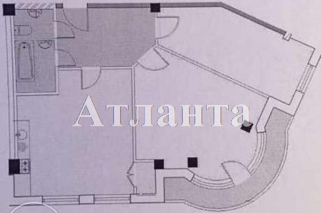 Продается 3-комнатная квартира в новострое на ул. Французский Бул. — 150 000 у.е. (фото №3)