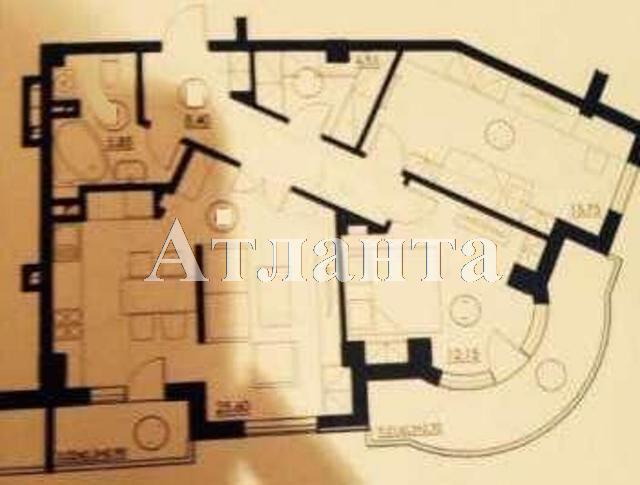 Продается 3-комнатная квартира в новострое на ул. Французский Бул. — 150 000 у.е. (фото №4)