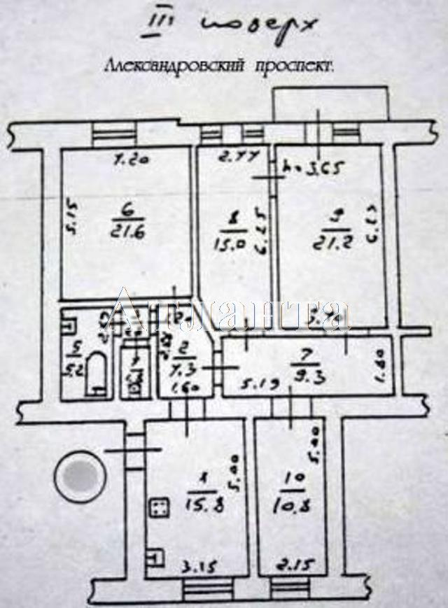Продается 4-комнатная квартира на ул. Александровский Пр. — 85 000 у.е. (фото №4)