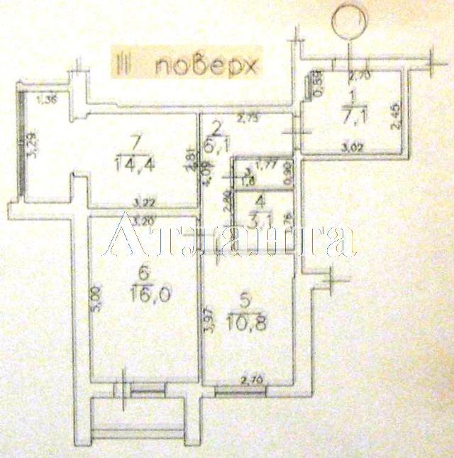 Продается 2-комнатная квартира в новострое на ул. Пишоновская — 54 000 у.е.