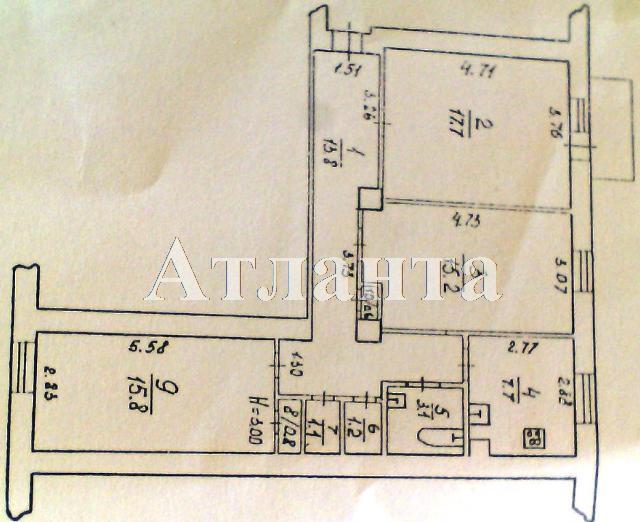 Продается 3-комнатная квартира на ул. Спиридоновская — 80 000 у.е. (фото №6)
