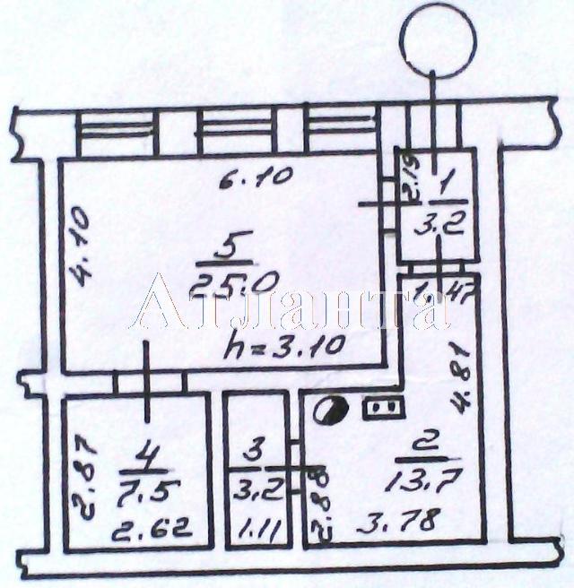 Продается 2-комнатная квартира на ул. Дегтярная — 38 000 у.е. (фото №8)