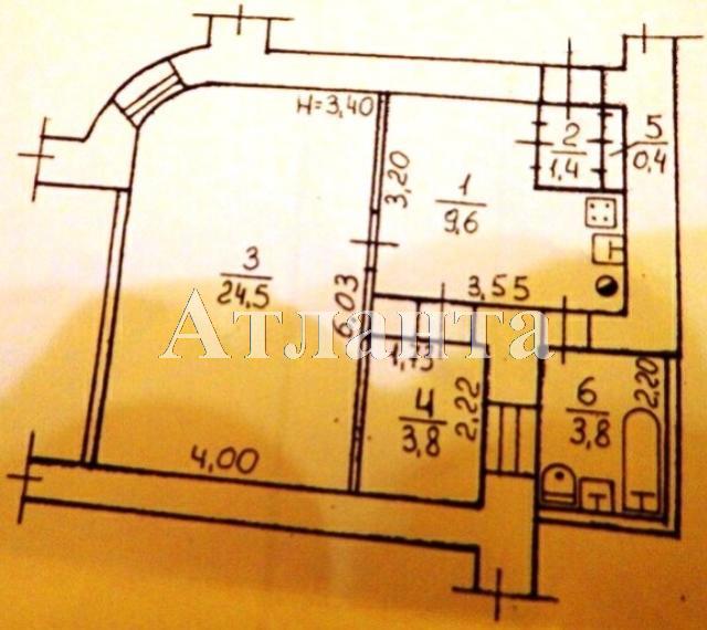 Продается 2-комнатная квартира на ул. Канатная — 36 000 у.е. (фото №10)
