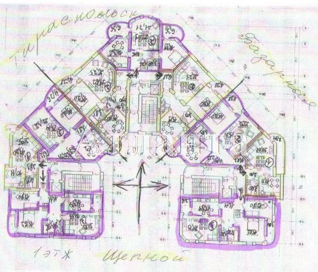 Продается 2-комнатная квартира в новострое на ул. Щепной Пер. — 82 650 у.е.