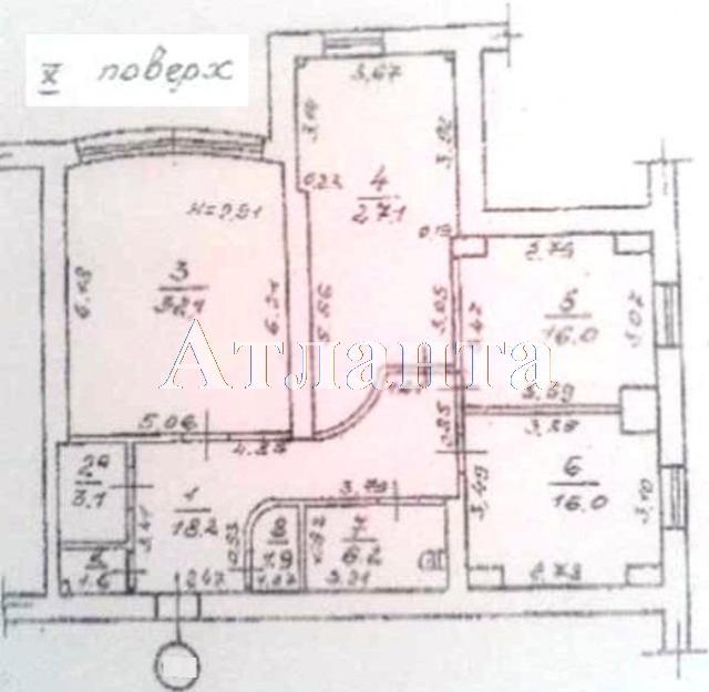 Продается 3-комнатная квартира в новострое на ул. Проспект Шевченко — 150 000 у.е. (фото №13)