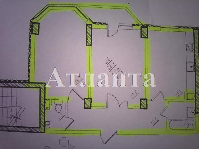 Продается 2-комнатная квартира в новострое на ул. Проценко — 45 000 у.е. (фото №6)
