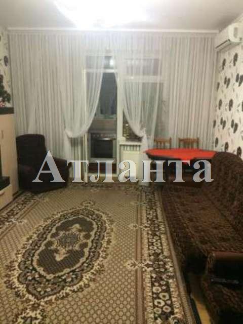 Продается 2-комнатная квартира в новострое на ул. Парковая — 52 000 у.е.