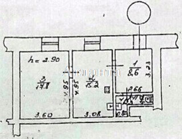 Продается 2-комнатная квартира на ул. Маринеско Сп. — 20 000 у.е. (фото №9)