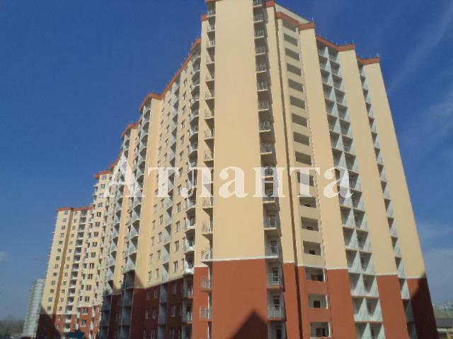 Продается 1-комнатная квартира в новострое на ул. Радужный 1 М-Н — 37 000 у.е. (фото №2)
