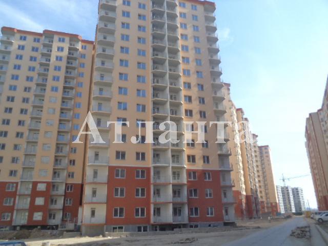 Продается 1-комнатная квартира в новострое на ул. Радужный 1 М-Н — 37 000 у.е. (фото №4)