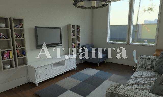 Продается 1-комнатная квартира на ул. Аркадиевский Пер. — 65 000 у.е. (фото №2)
