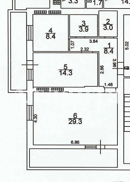 Продается 2-комнатная квартира на ул. Грушевского Михаила — 50 000 у.е. (фото №2)