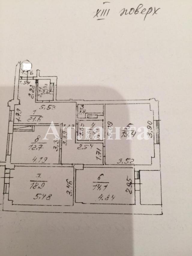 Продается 2-комнатная квартира на ул. Академика Королева — 120 000 у.е. (фото №19)