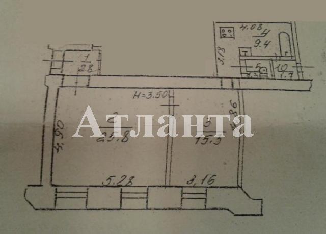 Продается 2-комнатная квартира на ул. Екатерининская — 35 000 у.е. (фото №4)