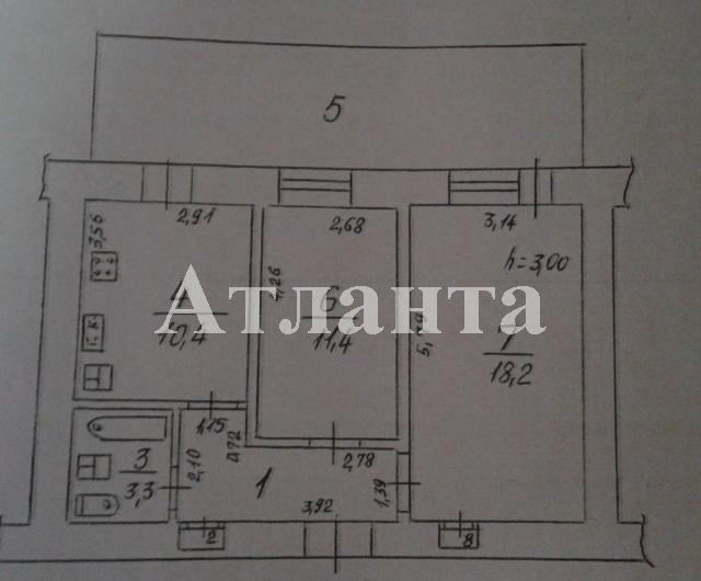 Продается 2-комнатная квартира на ул. Малая Арнаутская — 65 000 у.е. (фото №3)
