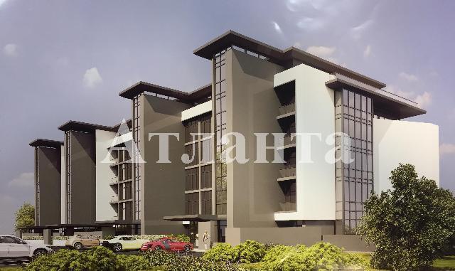 Продается 1-комнатная квартира на ул. Фонтанская Дор. — 58 960 у.е. (фото №2)