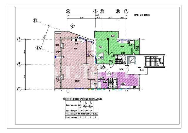 Продается 2-комнатная квартира на ул. Фонтанская Дор. — 209 760 у.е. (фото №3)