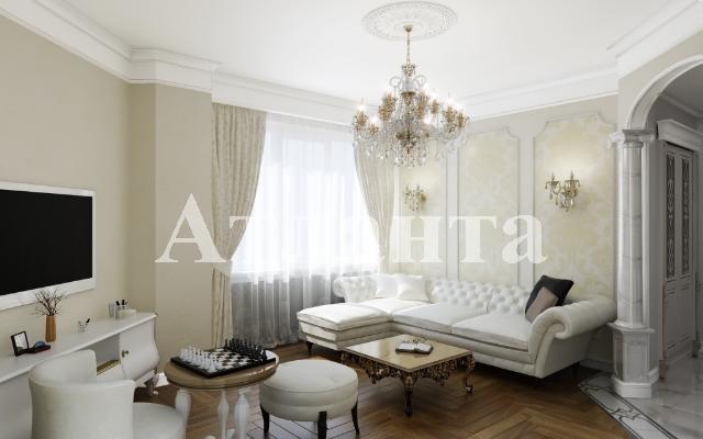 Продается 3-комнатная квартира на ул. Гагаринское Плато — 240 000 у.е.